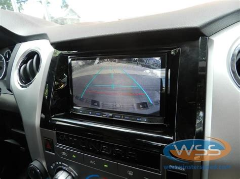 replace factory stereonav  aftermarket toyota
