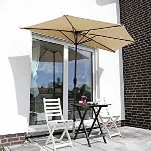 Sonnenschirm Halbrund Knickbar : sonnenschirm halbrund g nstig kaufen online shop ~ Watch28wear.com Haus und Dekorationen
