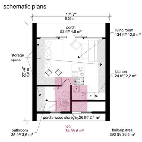 small a frame house plans a frame tiny house plans