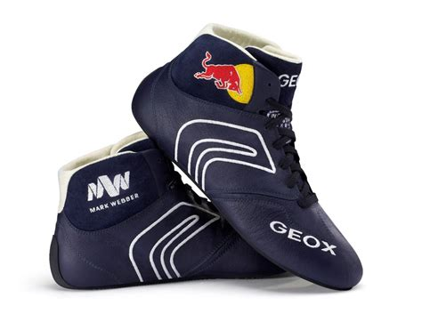 Geox—red Bull Racing New Shoe Line