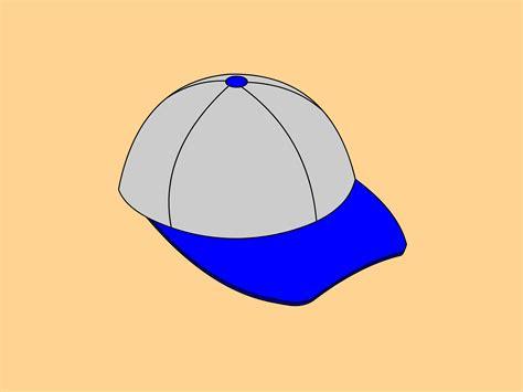 disegnare  berretto da baseball  passaggi