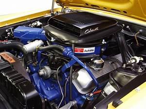428 Super Cobra Jet Engine