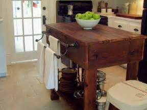 how to make your own kitchen island our vintage home how to build a rustic kitchen table island