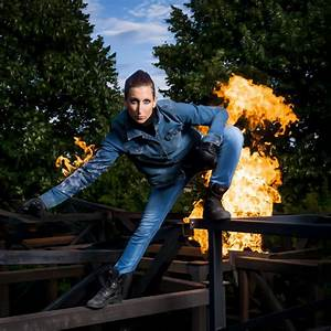 Photo - Cornelia Dworak - Stuntwoman, Fight coordinator ...