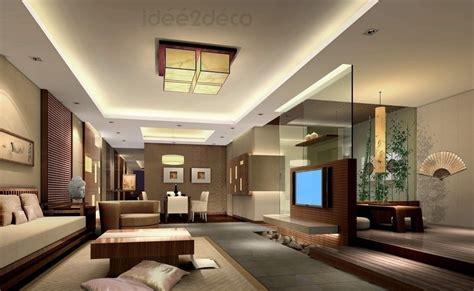 bureau noir ikea une déco de salon moderne ambiance asiatique