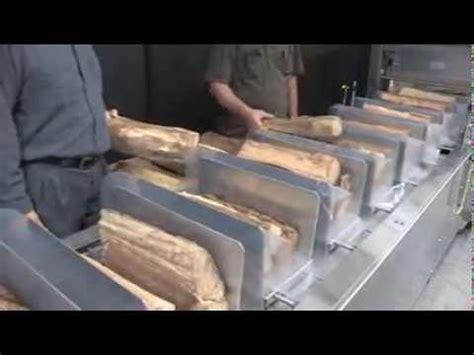 hand loaded shrink wrapper  firewood youtube