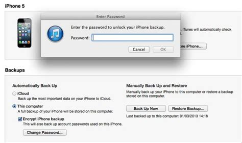 i forgot my password to my iphone forgot itunes backup password how to unlock iphone