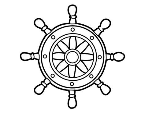 Anclas De Barcos Para Colorear by Dibujos Para Colorear De Anclas Y Timones Imagui Deco