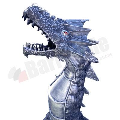 dragon log burner fire breathing chiminea bcbesplog