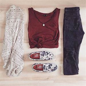 outfit, tumblr, casual, cute, fashion - image #4206588 by ...