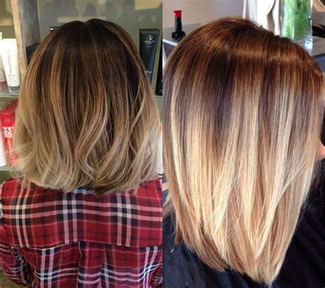 fascinating ombre bob hairstyles   pretty