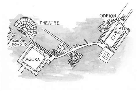 ephesians  illustration map  ephesus saint marys press