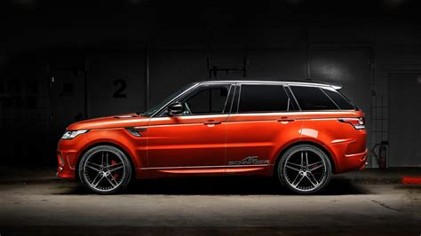 range rover sport  ac schnitzer wallpaper hd car wallpapers id