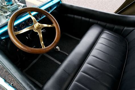 1923 Ford T Bucket Roadster Street Rod, 350 Cid V8 Auto