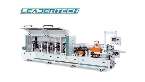 product arrived edge banding machine news foshan leader machinery