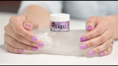 Colored Dipping Powder For Nails