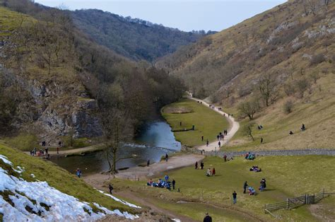 Dovedale, Derbyshire, England - Taken at Dovedale in ...