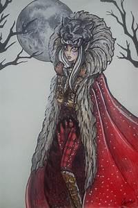 Cerise Wolf by cammie3267 on DeviantArt