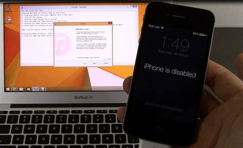 what to do if iphone is disabled iphone archives 123 my it