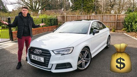how much does my 2018 audi s3 cost to run youtube