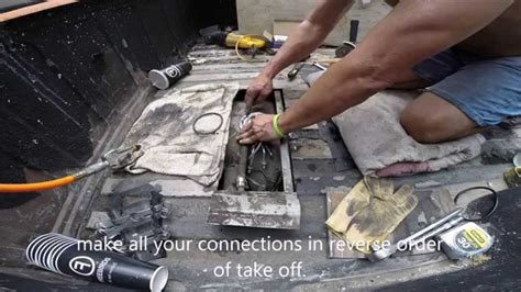 easily replace fuel pump  chevy truck  full