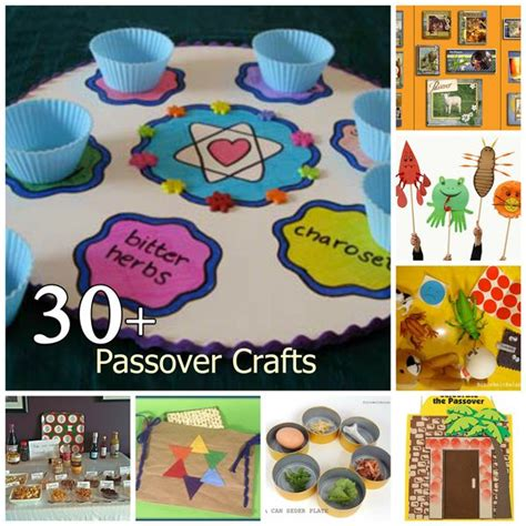 30 passover crafts to teach the passover story 933 | d70216456c08bc4a81d8e4bbc67adc50