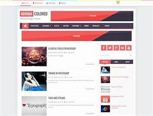 blogger templates free download 2012 - 25 free responsive blogger templates 2016 free download