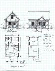 free small cabin plans that will knock your socks - Cabin Home Plans With Loft