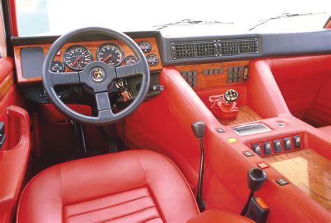 lamborghini jeep interior lamborghini lm 002 1986 cartype