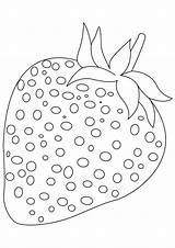 Strawberry Coloring Pages Strawberries Printable Seed Letter Worksheets Heart Ss Practice Sheet Clipart Print Handwriting Fruits Preschoolers Category Parentune Library sketch template