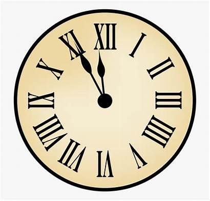Roman Clock Numeral Clipart Cartoon Printable Clipground