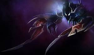League of Legends: Nocturne Wallpapers (Chinese + American ...