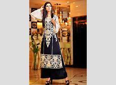 Stylish Pakistani Dresses For Girls and Women 2018