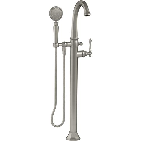 Kohler Freestanding Bathtub Faucet by Kohler K T97332 4 Bn Kelston Brushed Nickel Freestanding