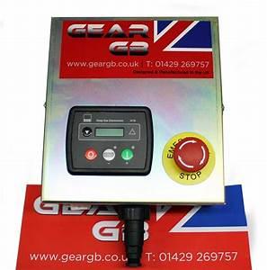 Auto Start Generator Control Module