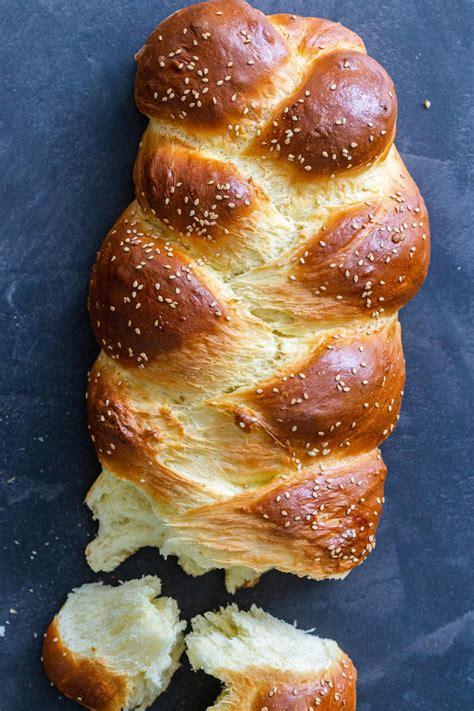 Easy Brioche Bread - Momsdish