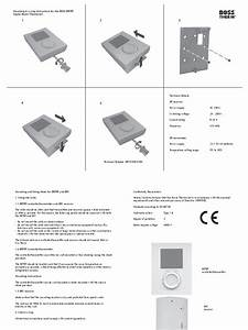 Boss Therm Bps242rf Wiring Diagram   34 Wiring Diagram Images