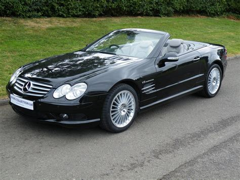 The early versions featured some luxury features such as leather seats and an infotainment unit with navigation. Used 2002 Mercedes-Benz AMG SL 55 AMG KOMPRESSOR for sale in Oxfordshire | Pistonheads