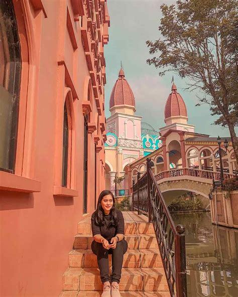 venice wisata kekinian ala kota venisia itali
