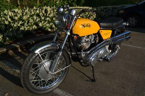 Restored Norton Commando S-type