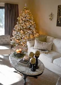 Künstlicher Weihnachtsbaum Weiß : weihnachtsbaum schm cken 10 inspirationen ~ Whattoseeinmadrid.com Haus und Dekorationen