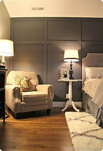 gray accent walls accent walls and board and batten on With accent wall boards