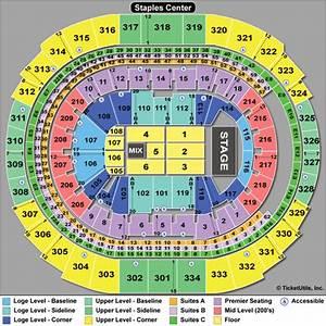 Staples Center Tickets