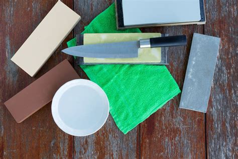 how to clean a sharpening learn the steps here dec