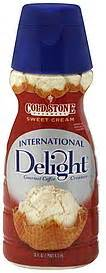 International delight half and creamer singles nutrition facts. International Delight Gourmet Coffee Creamer Cold Stone Creamery Sweet Cream 16.0 oz Nutrition ...