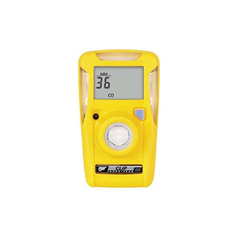 BW Technologies Clip Single Gas Detector