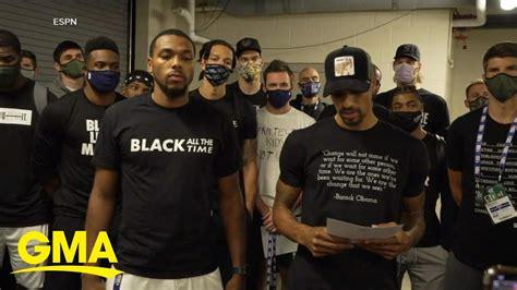 NBA players boycott games over Jacob Blake shooting – X102.3