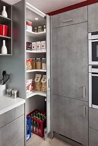 Küche Praktisch Einräumen : die 25 besten ideen zu speisekammer auf pinterest speisekammer design speisekammer ideen und ~ Markanthonyermac.com Haus und Dekorationen