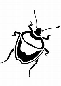Bugs Black And White Clipart - ClipArt Best