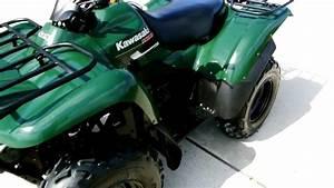 2007 Kawasaki Prairie 360 4x4 In Woodsman Green